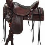 Tucker Old West Trail Saddle