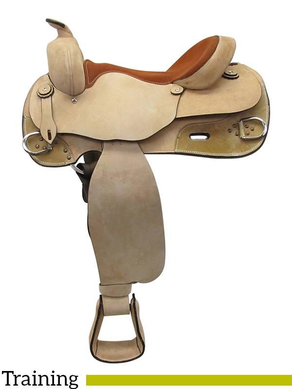 proper western saddle fitting