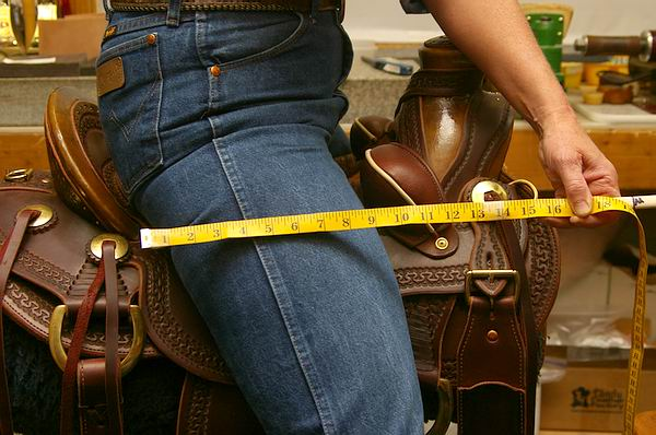 Proper Western Saddle Fit