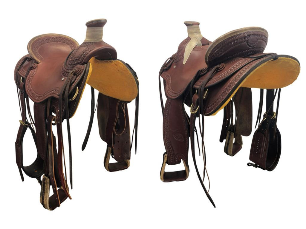 Used Billy Cook Arbuckle Wade Ranch Saddle Review | Horse