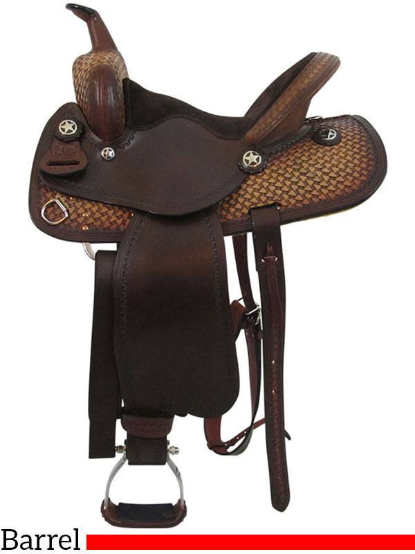 best western saddle brands