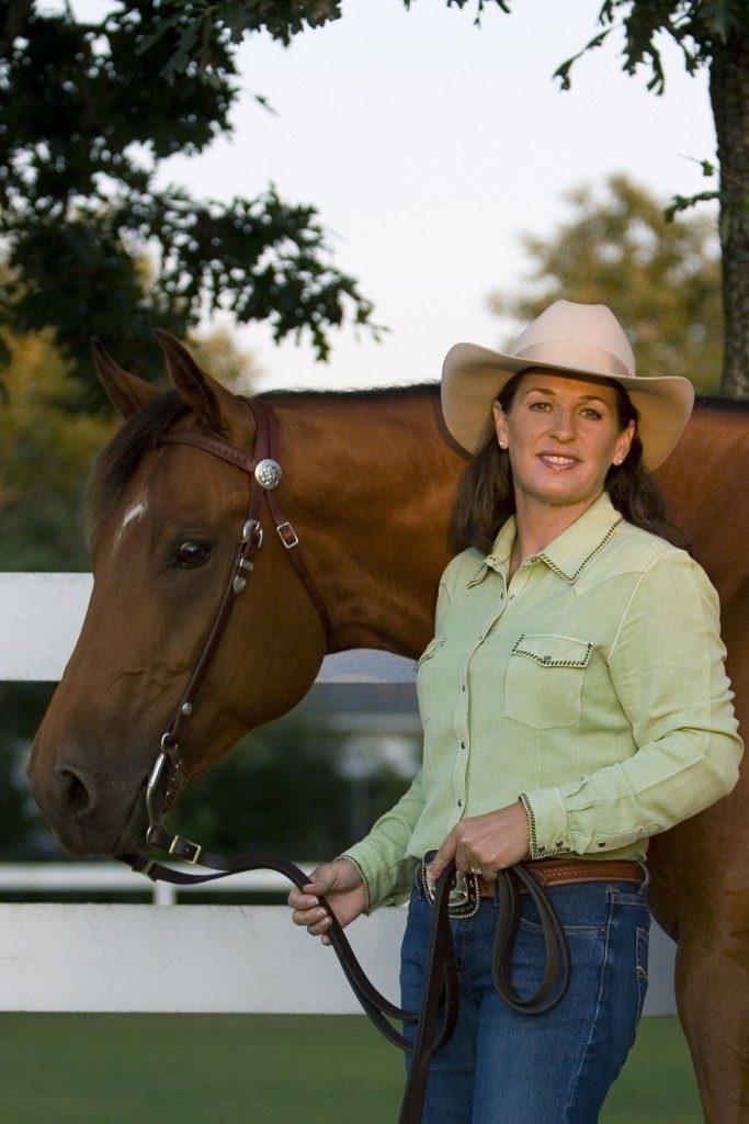 Circle Y Julie Goodnight Wind River Saddle