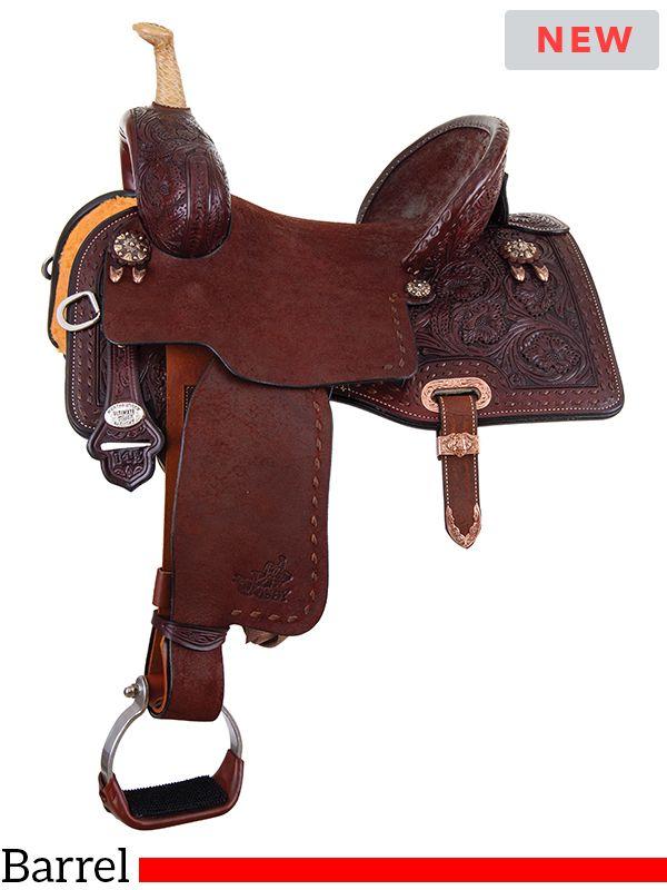 martha josey barrel saddles sale