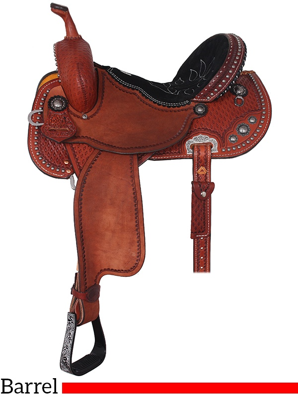 Double J Barrel Saddles Sale